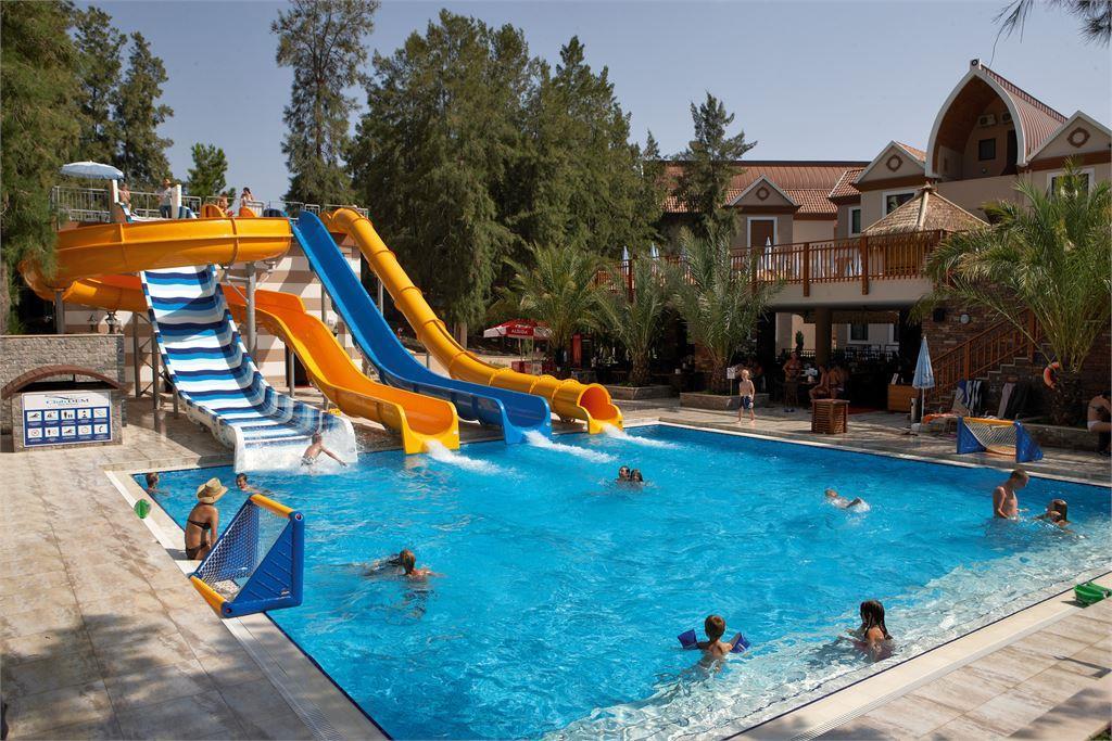 CLUB DEM SPA & RESORT HOTEL HV-1 аквапарки