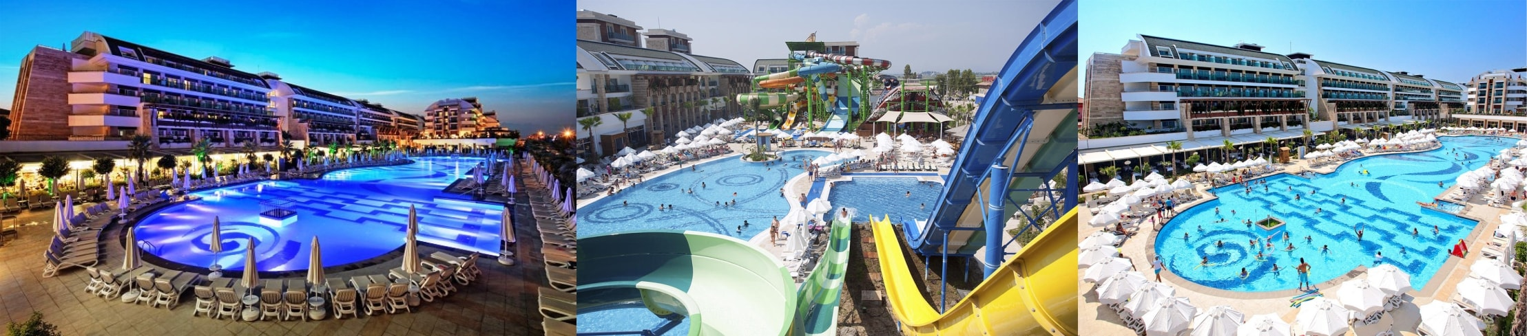 Семейный отель Crystal Waterworld Resort & Spa 5