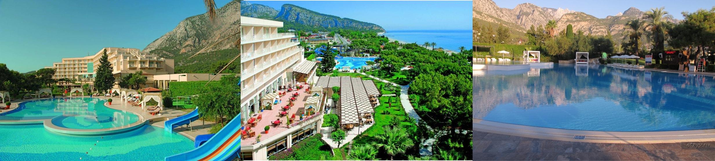 Отель Rixos Beldibi 5
