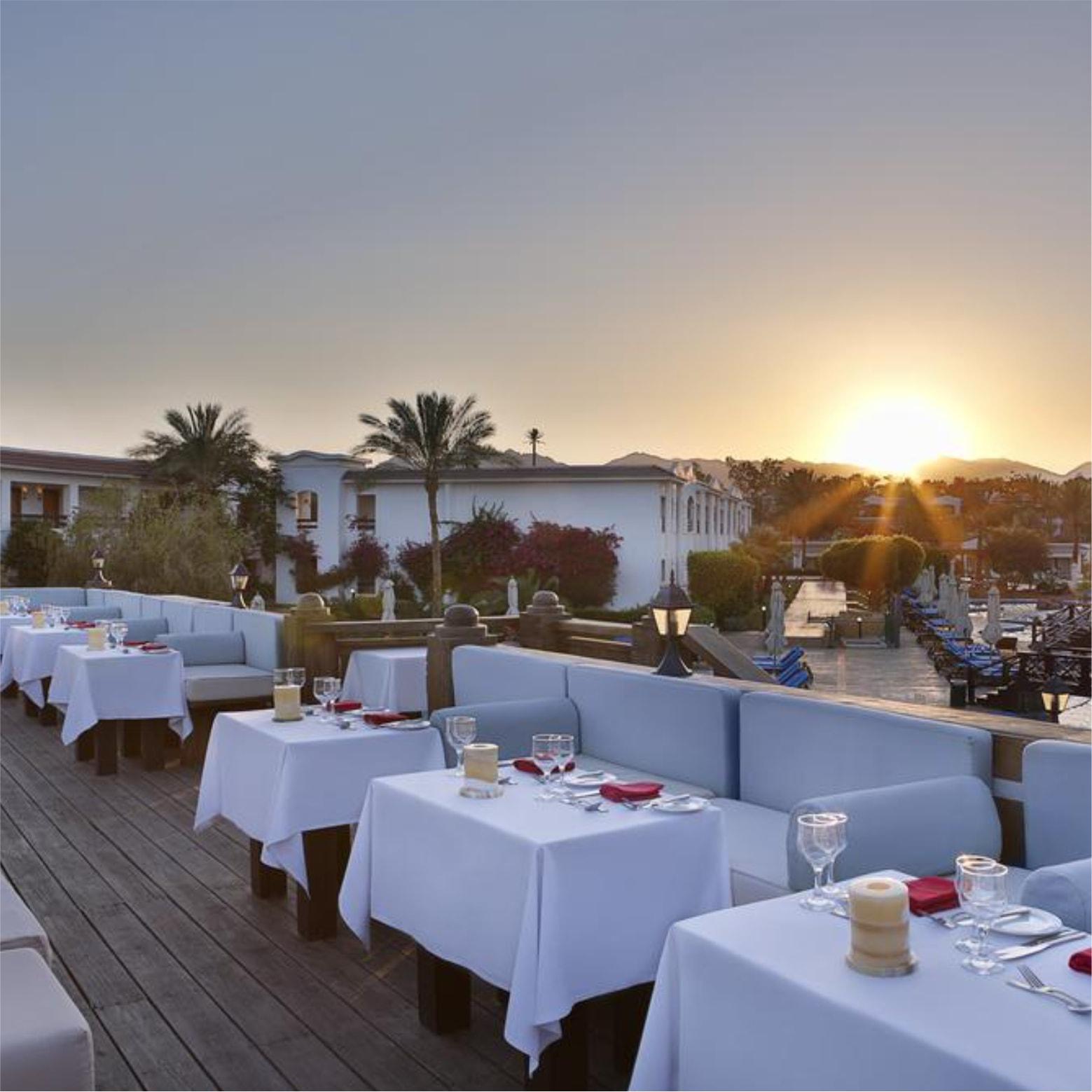 Hilton Sharm Dreams Resort ресторан