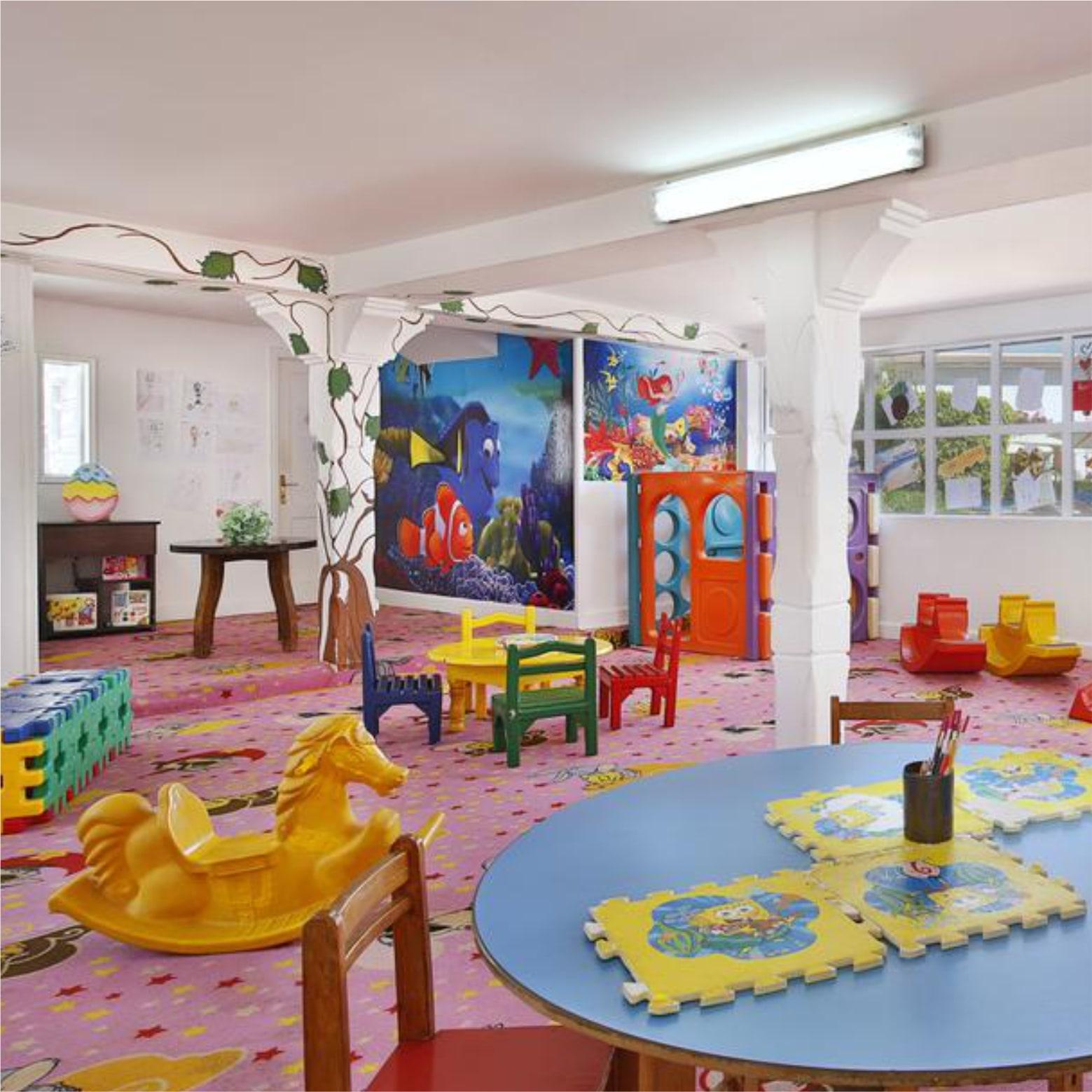 детская комната Hilton