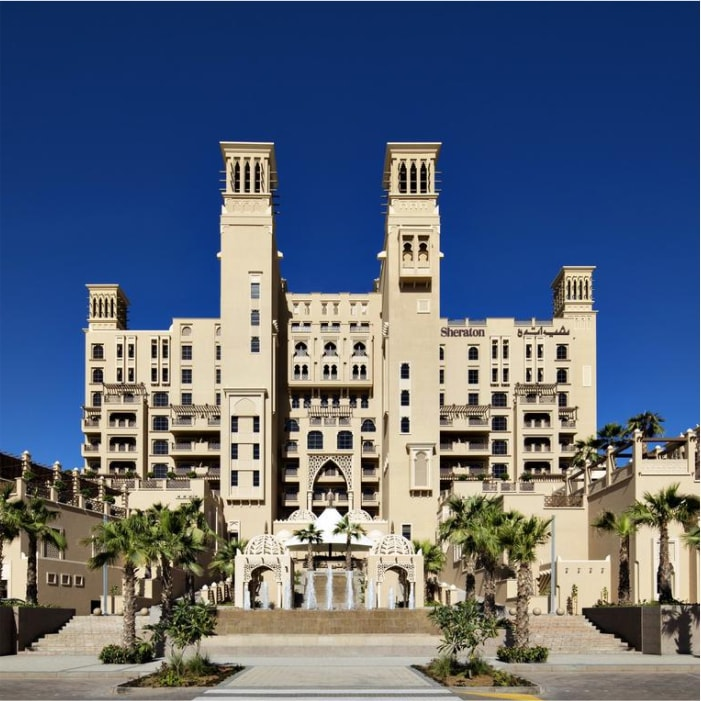 Sheraton Sharjah Beach Resort and Spa забронировать