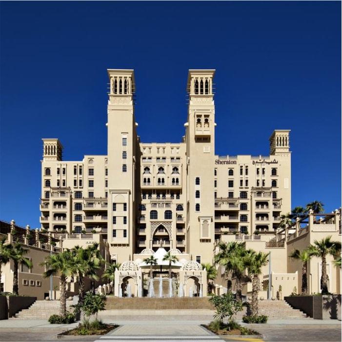 Sheraton Sharjah Beach Resort and Spa забронировать