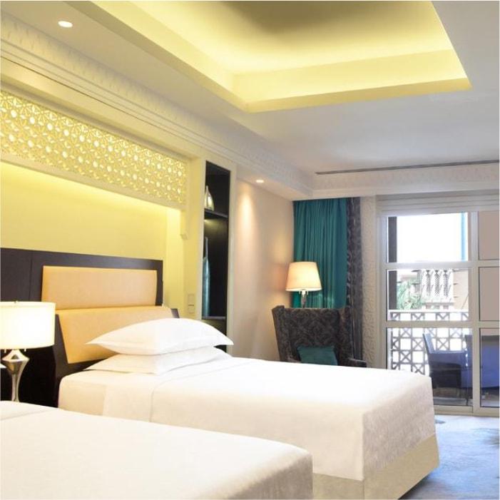 номера отеля  Sheraton Sharjah Beach Resort and Spa