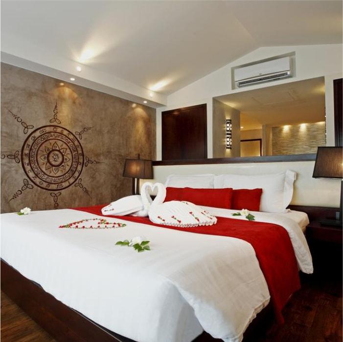 спальня в таиланде